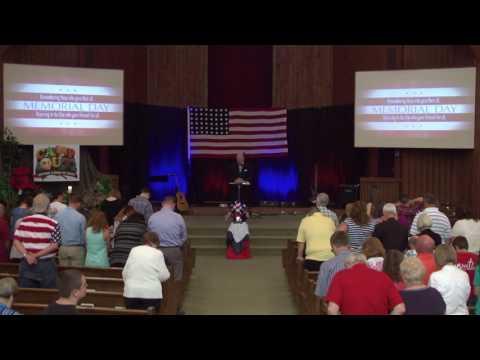 Memorial Day 2017, Rick Roberts