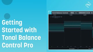 Getting Started with Tonal Balance Control Pro