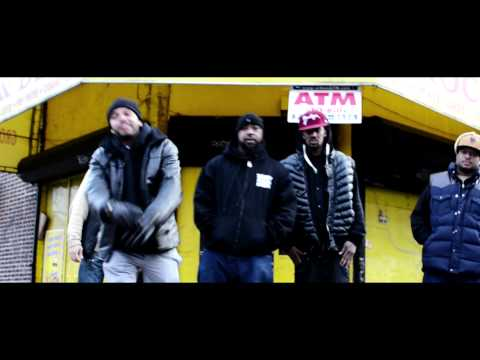 Snowgoons - Get Off The Ground Ft Termanology, Lil Fame, Sean P, Ruste Juxx, Justin Time & H.Stax
