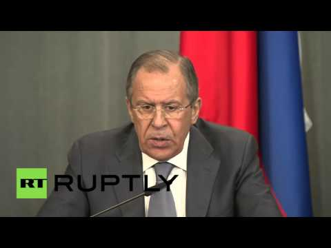 Russia: No secret deal with the US for ousting Assad - Lavrov
