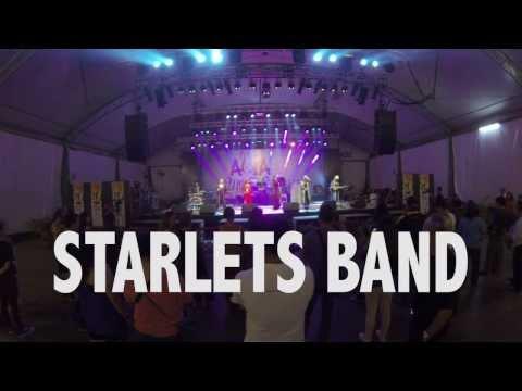 Asia Music Festival 2013 - Starlets Band (Miri)