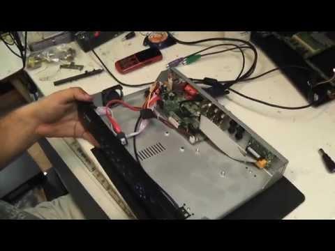 видео: Видеорегистратор tecsar m44-2d2p-h Сбрасываем пароль