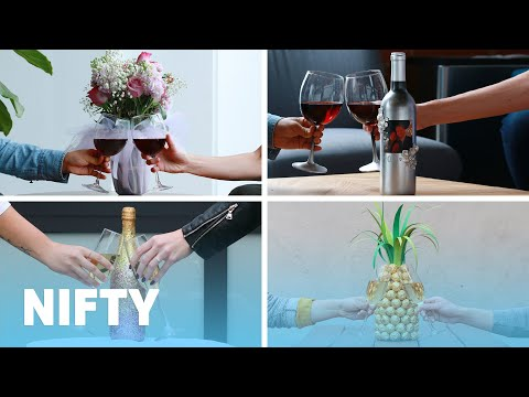 4 Unique Ways to Gift a Bottle