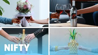4 Unique Ways to Gift a Bottle