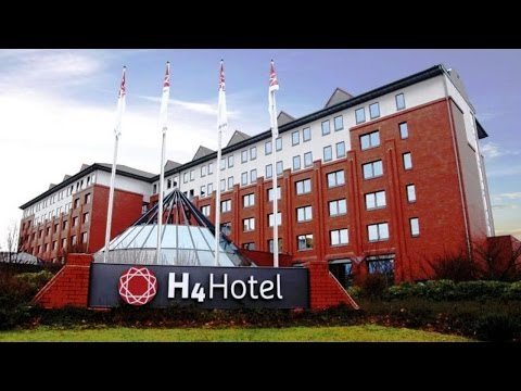 H4 Hotel Hannover (Germany)