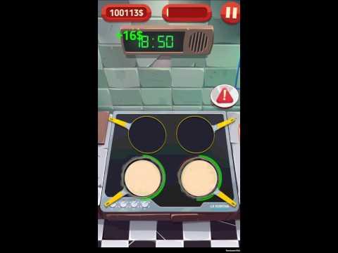 Pancake Saga Gameplay video