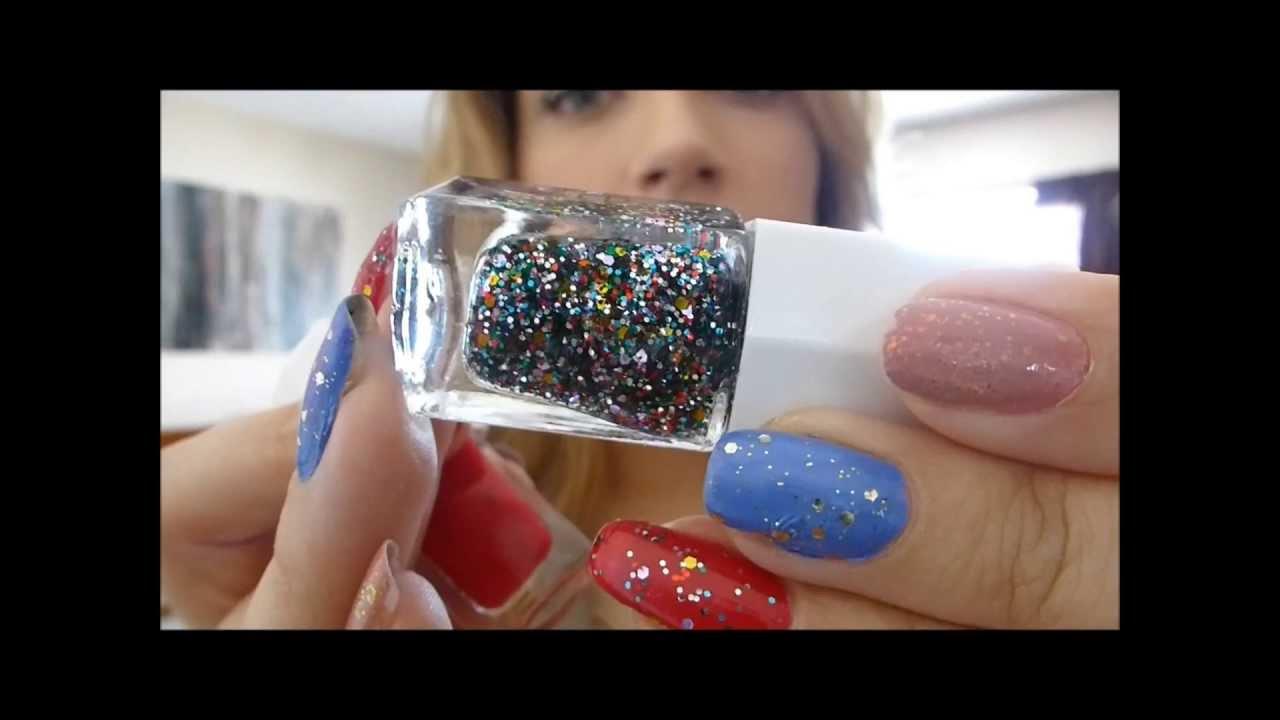 E.L.F Spring 14 Piece nail polish \