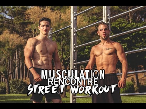 QUAND MUSCULATION RENCONTRE STREET WORKOUT