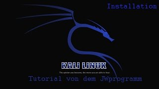 Kali Linux installieren Tutorial [Deutsch][HD+]