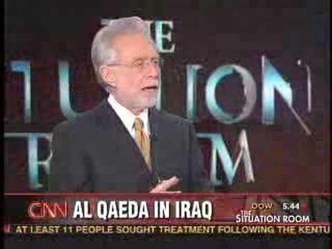 Richard Clarke talks about Iraq