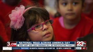 23 ABC Celebrates Dr. Seuss' Birthday and National Read Across America Day
