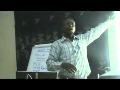 Download Training on Democracy and Elections by Mohamed Ali Hirsi in Oodweyne