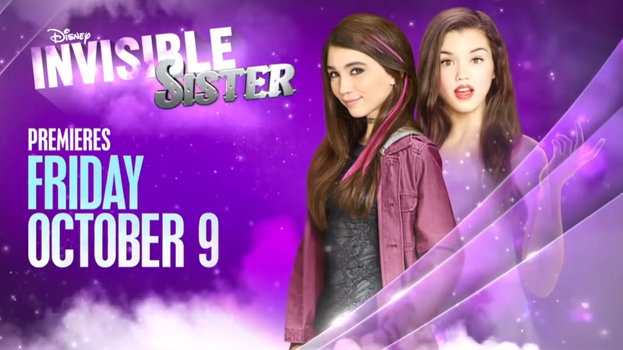 Download Trailer #1 | Invisible Sister | Disney Channel