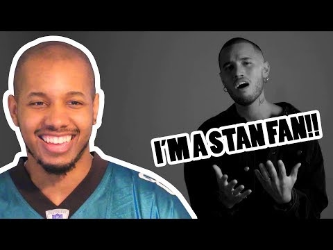 STAN WALKER - THANK YOU REACTION