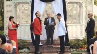 Ferruccio Kitzerow Wedding MV May 23 2015