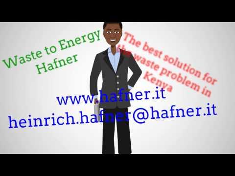 Kenya  Waste to Energy Slim Line