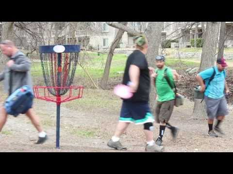 Austin Disc Golf Growing In Popularity