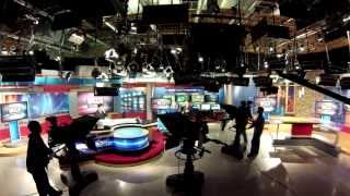 WCCB Charlotte News/Edge Studio Action