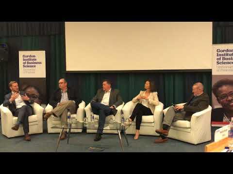 2017 GIBS Fintech創新會議論壇- 金融服務的未來