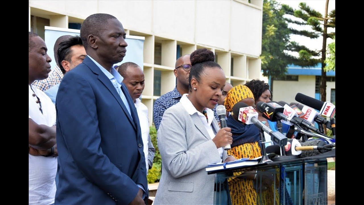 Government gives updates on coronavirus - Dr Mwangangi - YouTube
