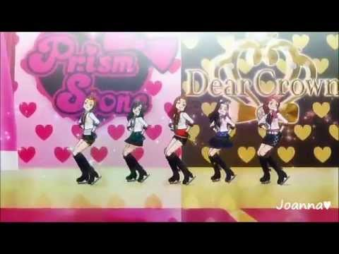 Pretty Rhythm Dear My Future   Puretty   Cheki☆Love (episode 13)