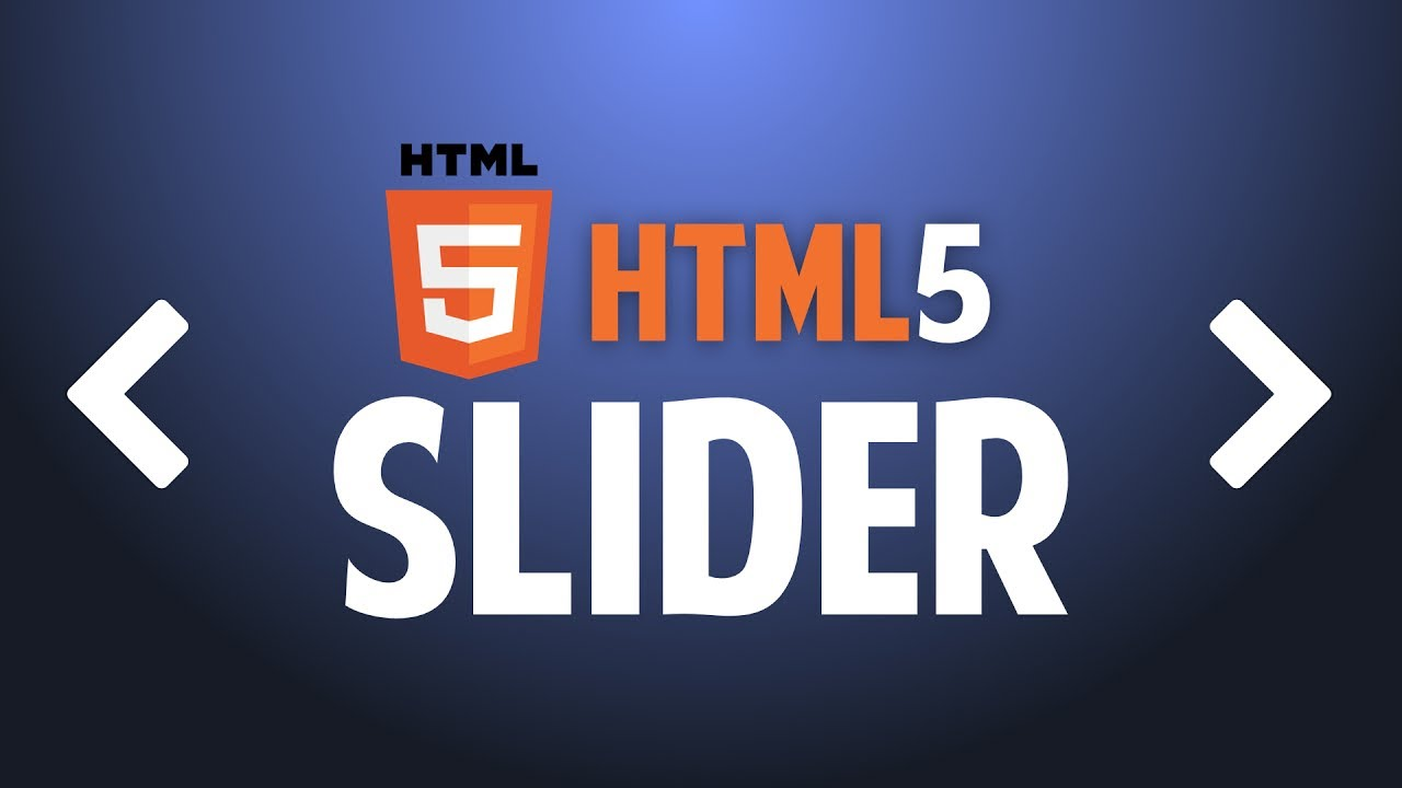 How To Create An HTML Slider In Minutes Using Bootstrap