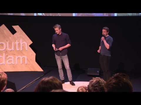 TEDxYouth 2015 - Cinemates, Kelvin Boerma en Peter de Harder