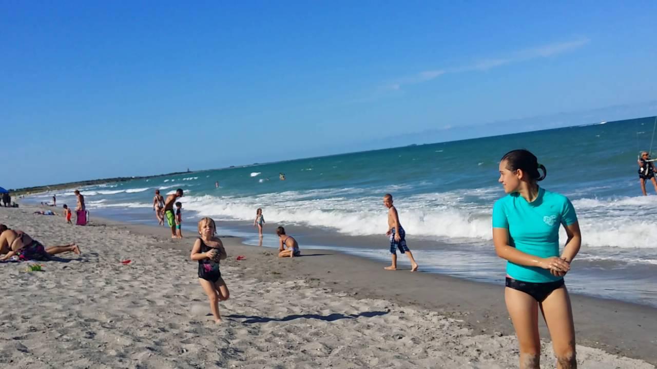 Cape Canaveral Beach Florida