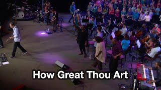 How Great Thou Art - Tommy Walker - from Generation Hymns 2