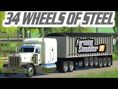Farming Simulator 19 Mods Corn Transport