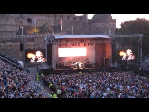 Runrig @ Edinburgh Castle 2013 -