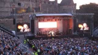 Runrig @ Edinburgh Castle 2013 -