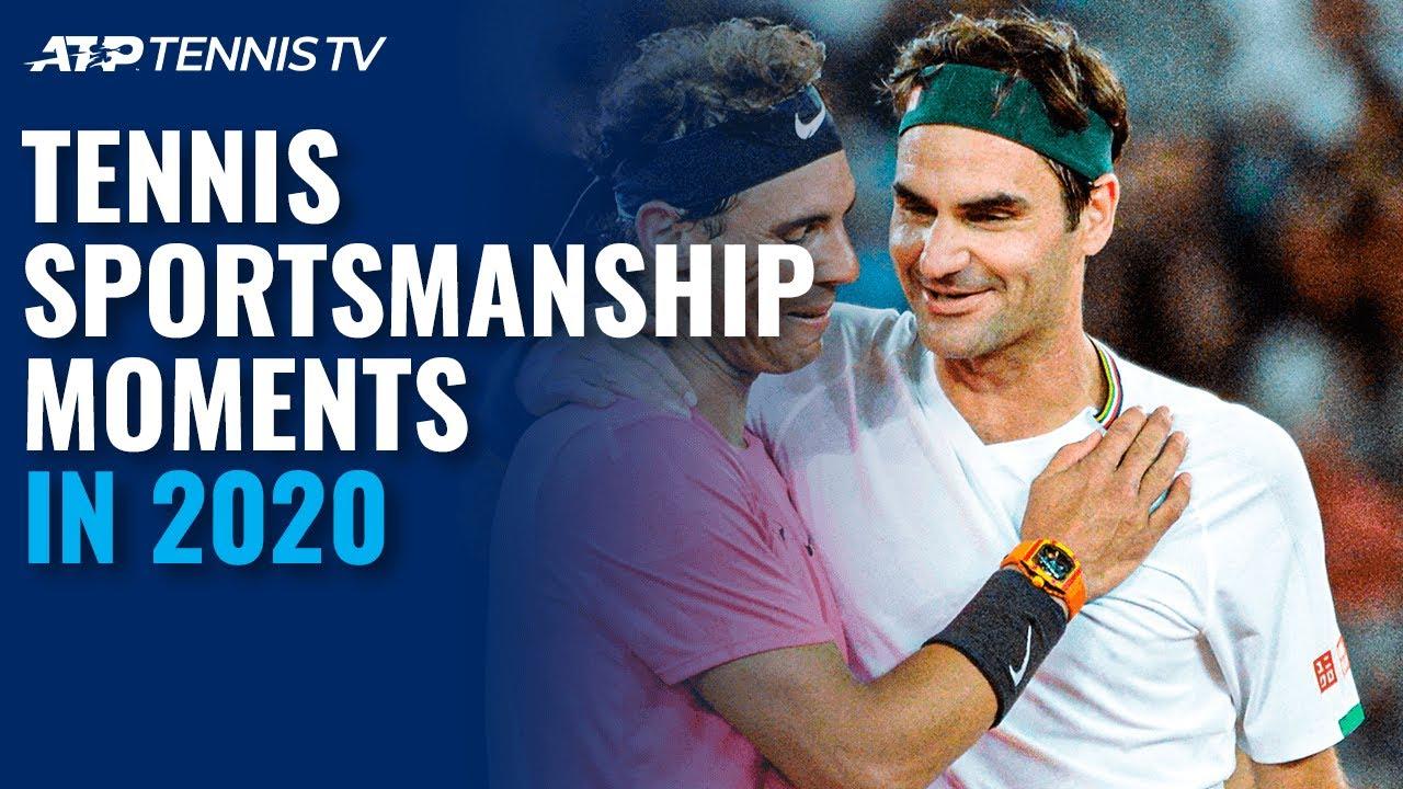 Tennis Sportsmanship & Respect Moments: 2020 ATP Season