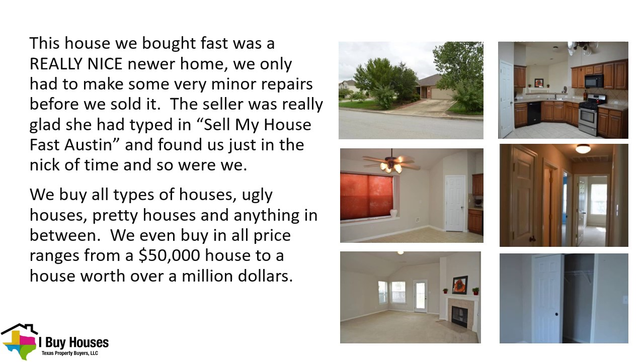 My House Fast Austin With A Er Lease Back