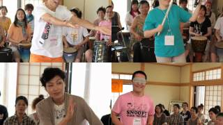 Drum Circle Facilitators' Playshop JAPAN 2012