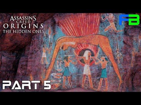 The Ballad of Si-Mut and Gertha - Assassin's Creed: Origins - The Hidden Ones Gameplay: Part 5