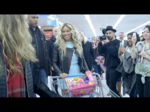 Download Youtube: Beyonce's Latest Album Release Rubs Mega Retailers the Wrong Way