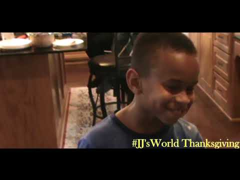 JJ's World Ep 151: Thanksgiving Day, The Williams Way part2