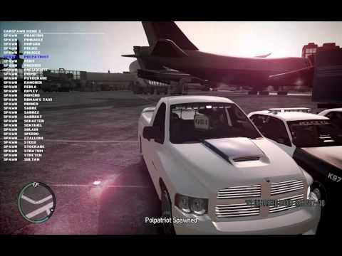 Grand Theft Auto IV - Real Cars
