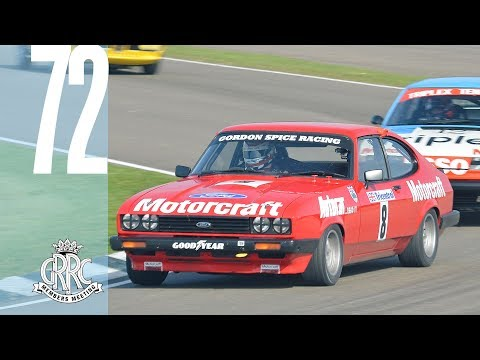 Ford Capri pulls out all the stops at Goodwood
