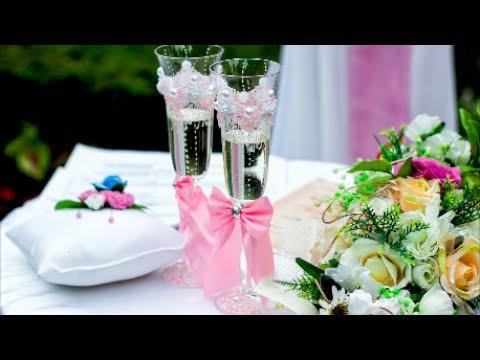СВАДЕБНЫЙ ДЕКОР И АКСЕССУАРЫ + ФОТО ❤ My wedding decor & accessories