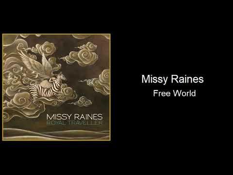 Missy Raines: Free World (2018) New Bluegrass! Mp3