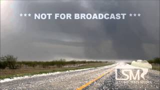 4/23/14 Crowell, TX; Hail Damage *Andrew Newcomb HD*