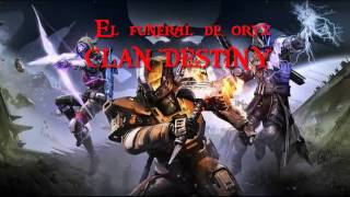 Sorteo Clan Destiny Funeral de Oryx | Makoco games.