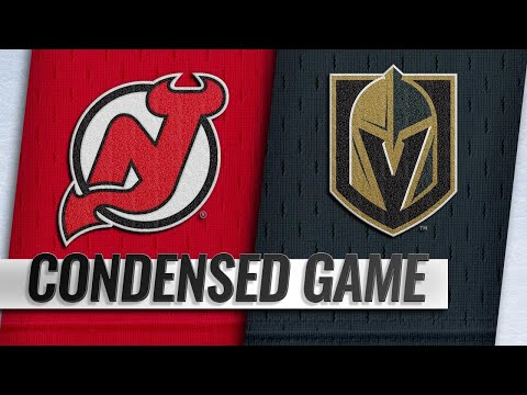 01/06/19 Condensed Game: Devils @ Golden Knights