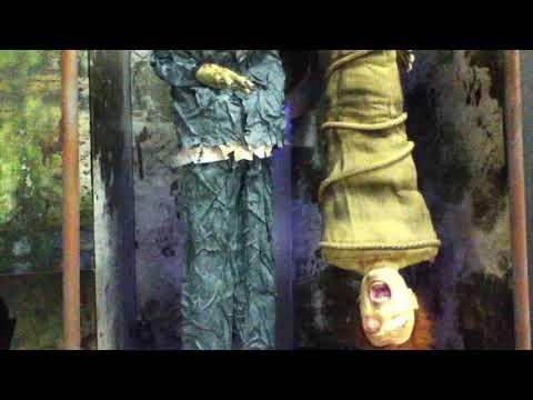 spirit halloween 2011 zombie bait and shadow stalker