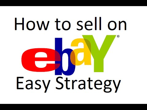 How To Sell On Ebay For Beginners 2019 Step By Step Tutorial Youtube