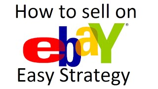 How to Sell On Ebay For Beginners 2019 - Step By Step Tutorial