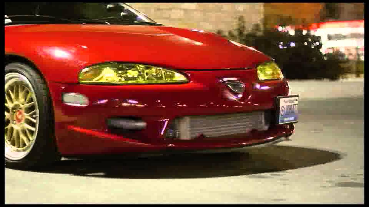 Beautiful Eagle Talon Tsi Awd Youtube