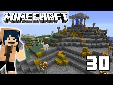 Bukit Untuk Llama :: Minecraft Survival Indonesia #30